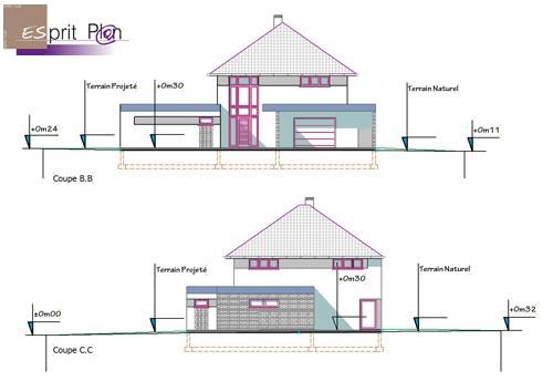 Permis de construire constructions immobilier permis de construire exte - Changement de destination permis de construire ...