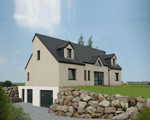 Maison neuve extensions r novations plan de maison design sur arras 62 - Maison neuve ou ancienne ...